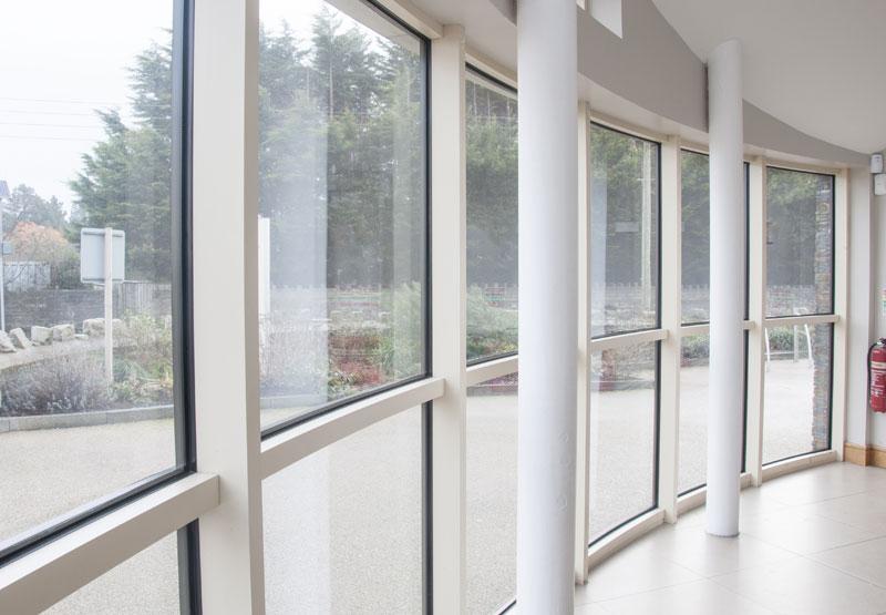 Inner Curtain Wall : Kerr glazing ltd lambs cross